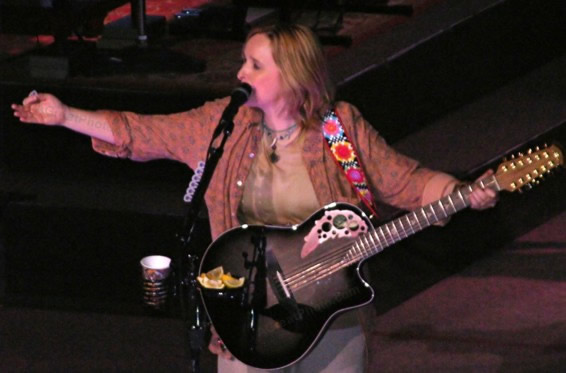 Melissa Etheridge, The Awakening tour, Louisville 2008